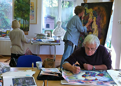 Art Courses, Workshops & Tuition